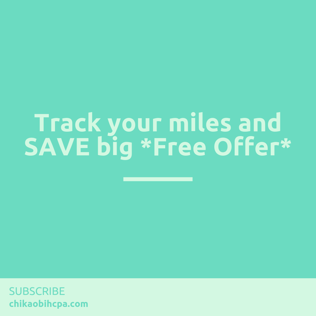 Track your miles and SAVE big *Free Offer*